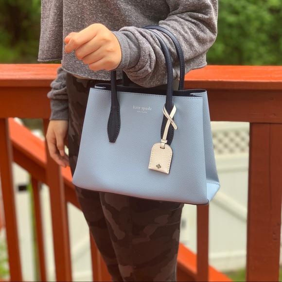 kate spade Handbags - NWT KATE SPADE EVA SMALL SATCHEL